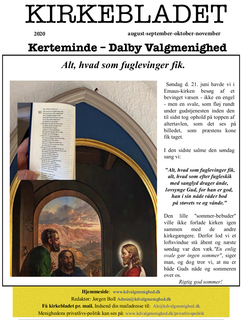 Kirkeblad august september oktober november 2020WEB